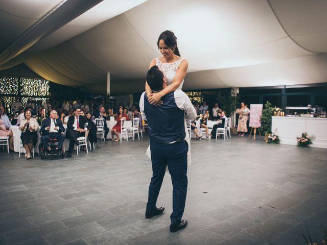 La boda de Xose y Jessica en Laracha (Laracha), A Coruña 178