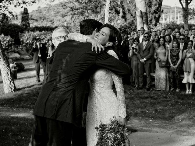 La boda de Sergi y Sara en Vilanova Del Valles, Barcelona 14