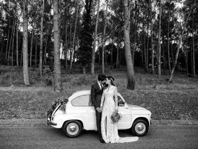 La boda de Sergi y Sara en Vilanova Del Valles, Barcelona 1