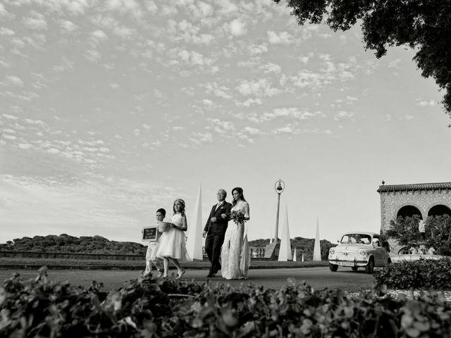 La boda de Sergi y Sara en Vilanova Del Valles, Barcelona 13