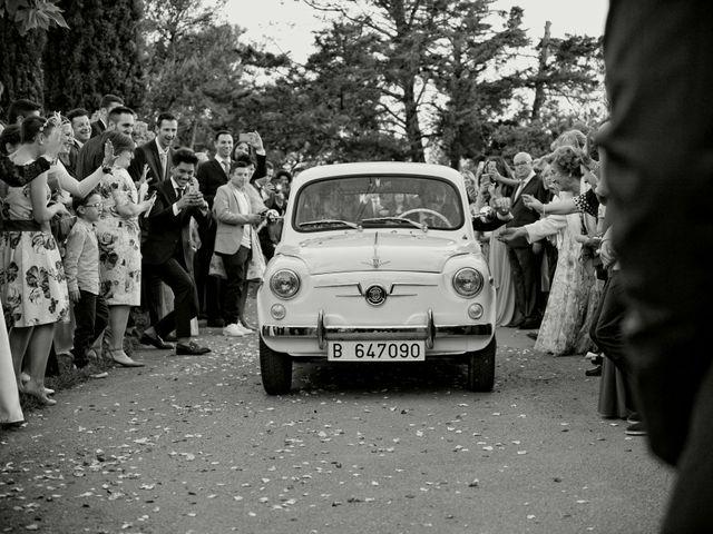 La boda de Sergi y Sara en Vilanova Del Valles, Barcelona 19