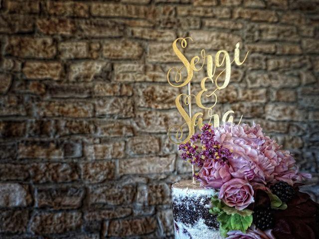 La boda de Sergi y Sara en Vilanova Del Valles, Barcelona 25