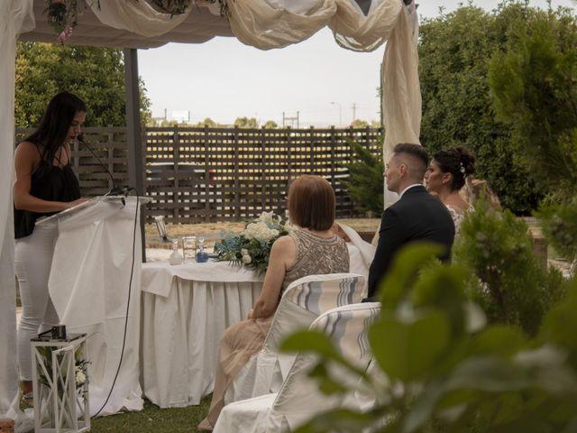 La boda de Emilio y Estefanía en Albacete, Albacete 53