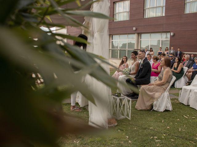 La boda de Emilio y Estefanía en Albacete, Albacete 54