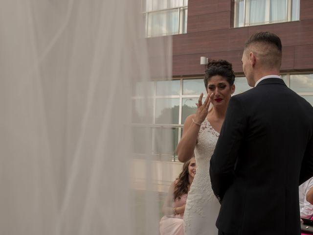 La boda de Emilio y Estefanía en Albacete, Albacete 55