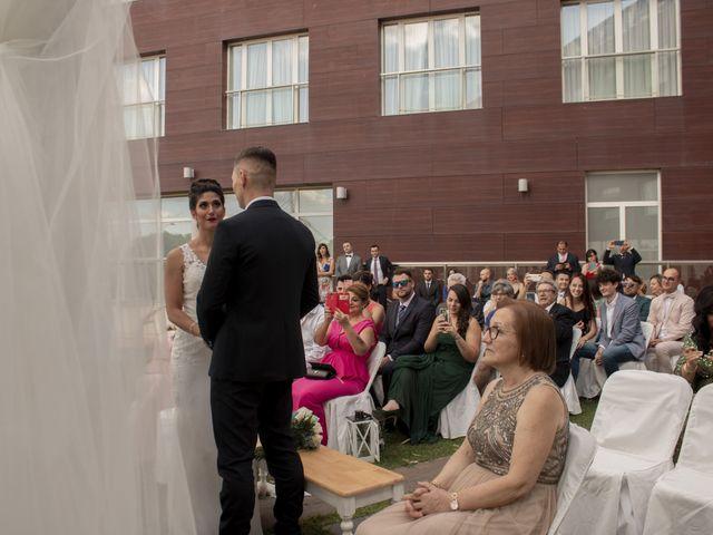 La boda de Emilio y Estefanía en Albacete, Albacete 57