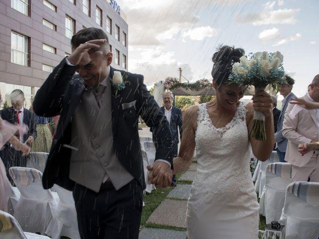 La boda de Emilio y Estefanía en Albacete, Albacete 60