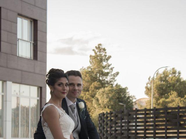 La boda de Emilio y Estefanía en Albacete, Albacete 61