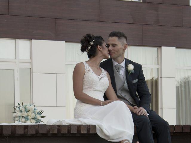 La boda de Emilio y Estefanía en Albacete, Albacete 64