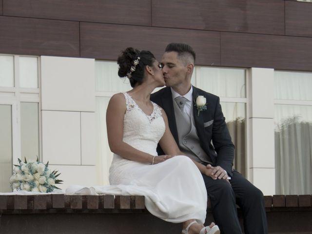 La boda de Emilio y Estefanía en Albacete, Albacete 1