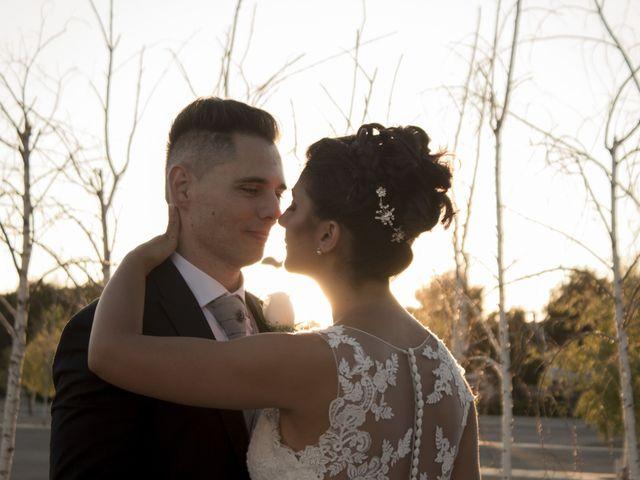 La boda de Estefanía y Emilio