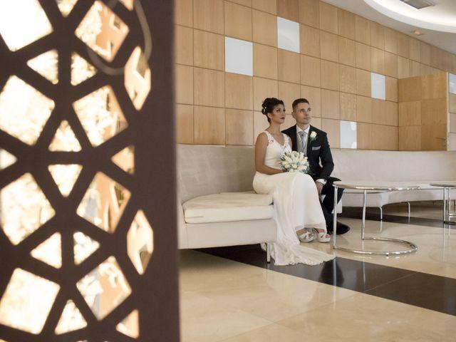 La boda de Emilio y Estefanía en Albacete, Albacete 75
