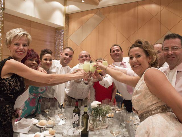 La boda de Emilio y Estefanía en Albacete, Albacete 81