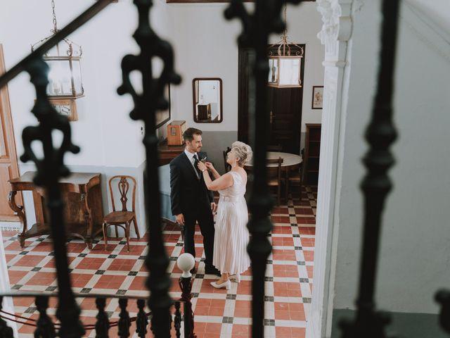 La boda de Vicent y Angela en Alginet, Valencia 23