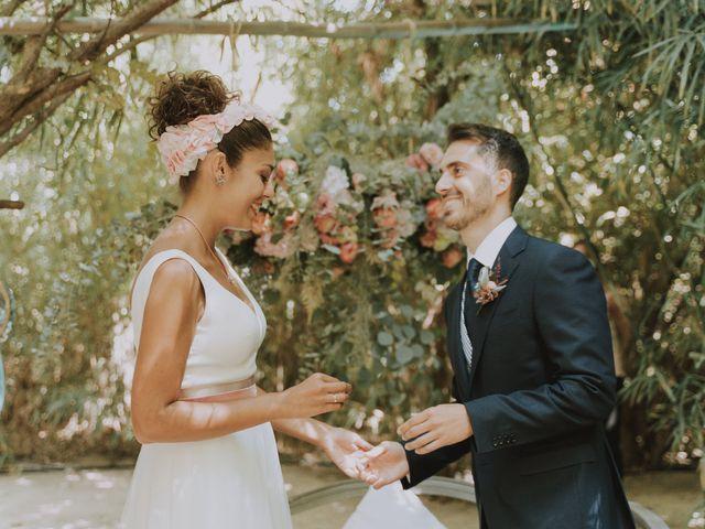 La boda de Vicent y Angela en Alginet, Valencia 25