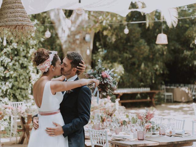 La boda de Vicent y Angela en Alginet, Valencia 41