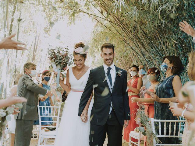 La boda de Vicent y Angela en Alginet, Valencia 49