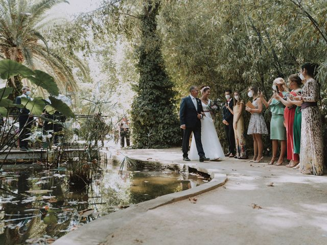 La boda de Vicent y Angela en Alginet, Valencia 51