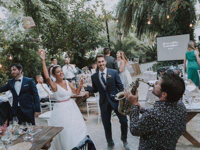 La boda de Vicent y Angela en Alginet, Valencia 52