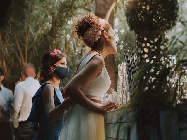 La boda de Vicent y Angela en Alginet, Valencia 54
