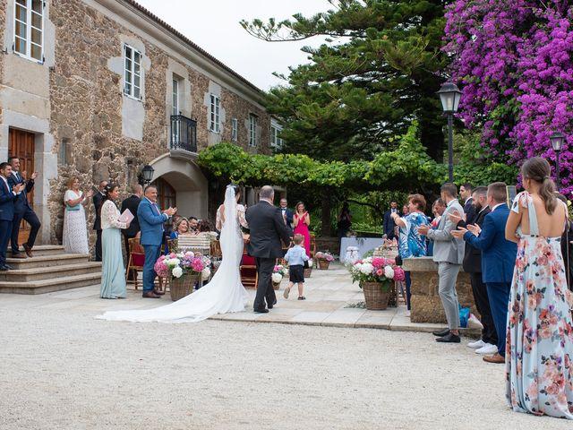 La boda de Adrián y María en A Coruña, A Coruña 1
