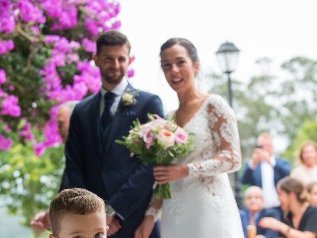 La boda de Adrián y María en A Coruña, A Coruña 10
