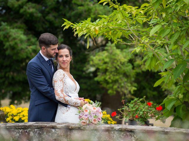 La boda de Adrián y María en A Coruña, A Coruña 2