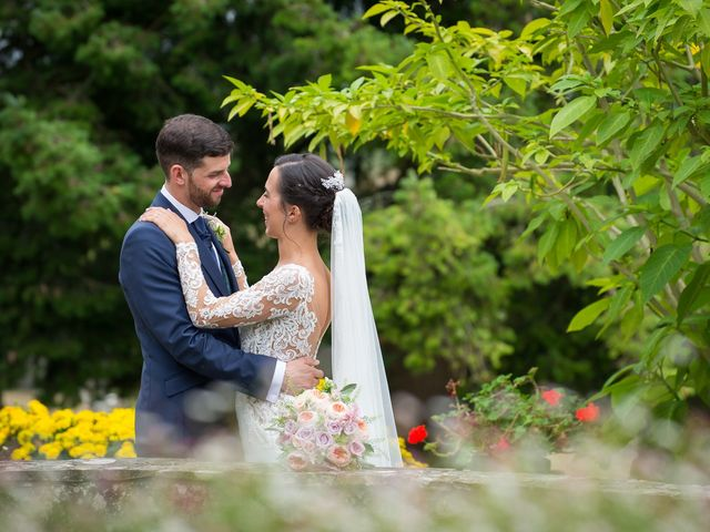 La boda de Adrián y María en A Coruña, A Coruña 12