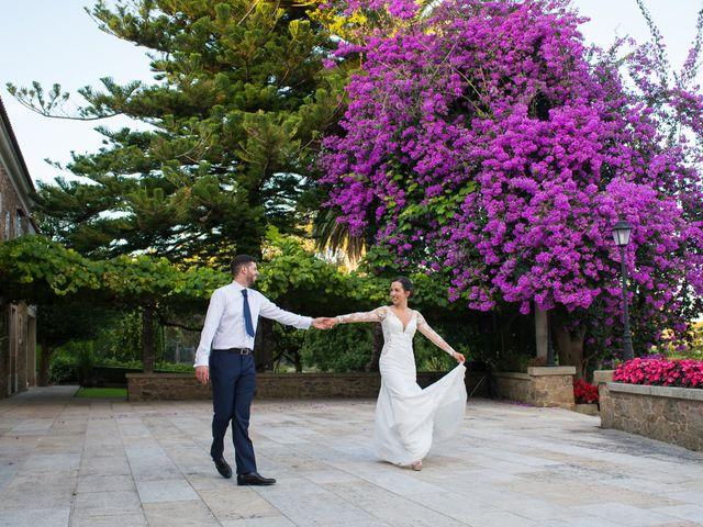 La boda de Adrián y María en A Coruña, A Coruña 19