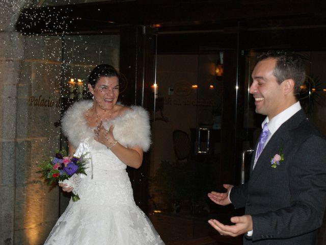 La boda de Elena y Diego en Madrid, Madrid 1