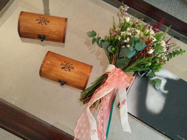 La boda de Enol y Carol en Avilés, Asturias 1
