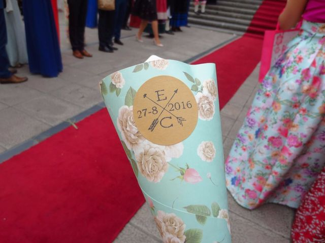 La boda de Enol y Carol en Avilés, Asturias 17
