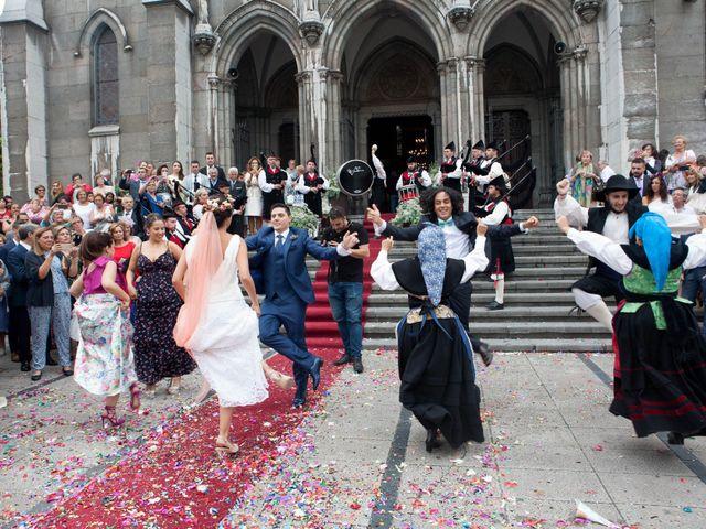 La boda de Enol y Carol en Avilés, Asturias 22