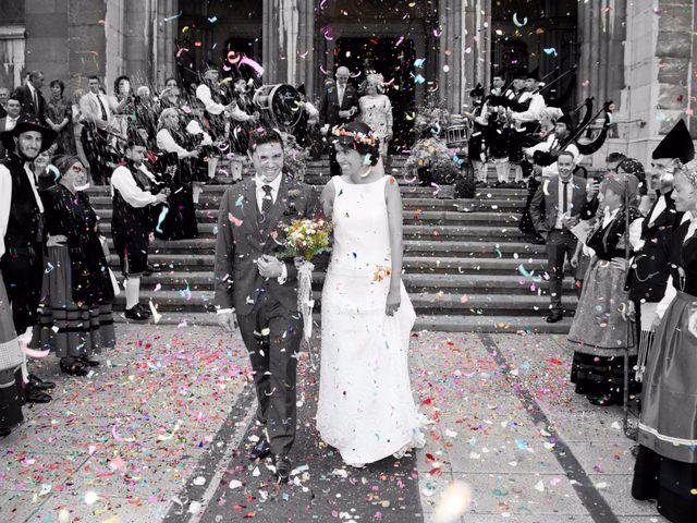La boda de Enol y Carol en Avilés, Asturias 23
