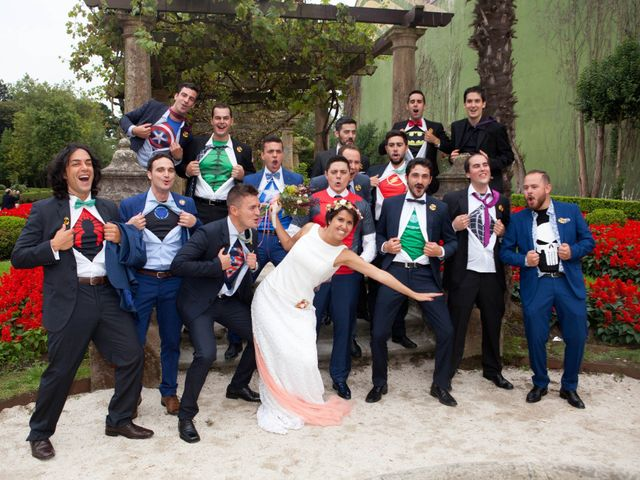 La boda de Enol y Carol en Avilés, Asturias 30