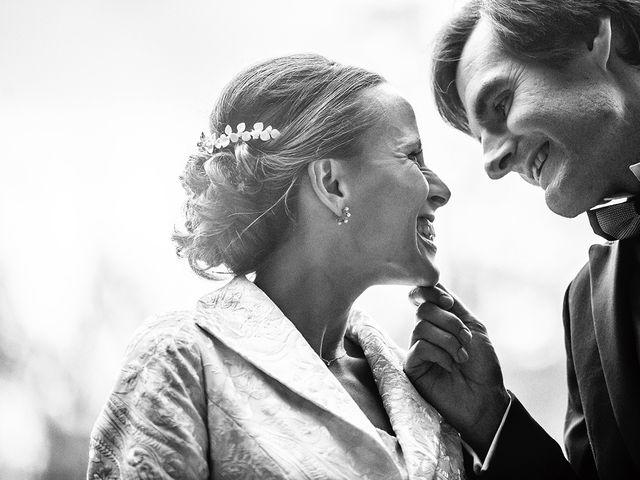 La boda de Juan Pablo y Patricia en Sant Cugat Del Valles, Barcelona 5
