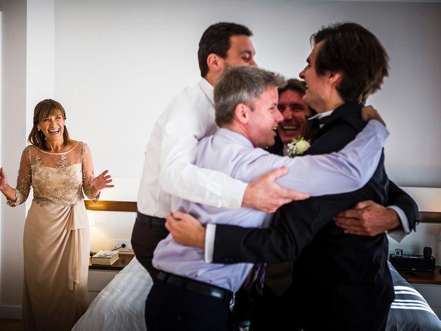 La boda de Juan Pablo y Patricia en Sant Cugat Del Valles, Barcelona 7