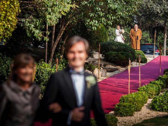 La boda de Juan Pablo y Patricia en Sant Cugat Del Valles, Barcelona 12