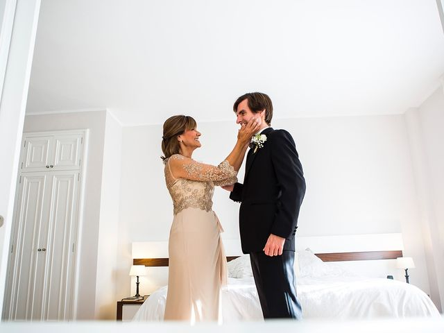 La boda de Juan Pablo y Patricia en Sant Cugat Del Valles, Barcelona 28