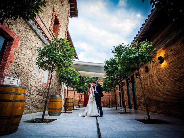 La boda de Juan Pablo y Patricia en Sant Cugat Del Valles, Barcelona 30