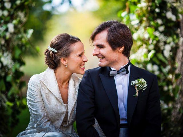 La boda de Juan Pablo y Patricia en Sant Cugat Del Valles, Barcelona 34