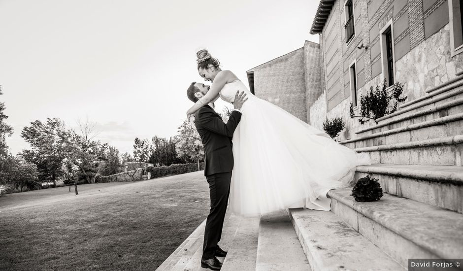 La boda de Oscar y Marian en Valladolid, Valladolid
