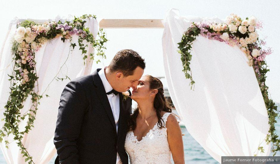 La boda de Orlando y Marga en Es Camp De Mar/el Camp De Mar, Islas Baleares