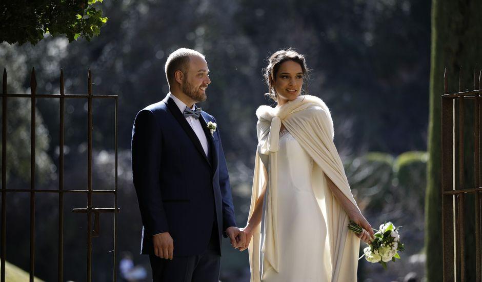 La boda de Cristian y Anna en Viladrau, Girona