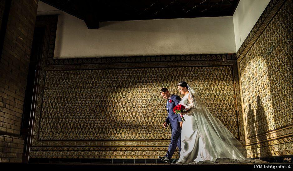 La boda de Pedro y Rocío en Sevilla, Sevilla