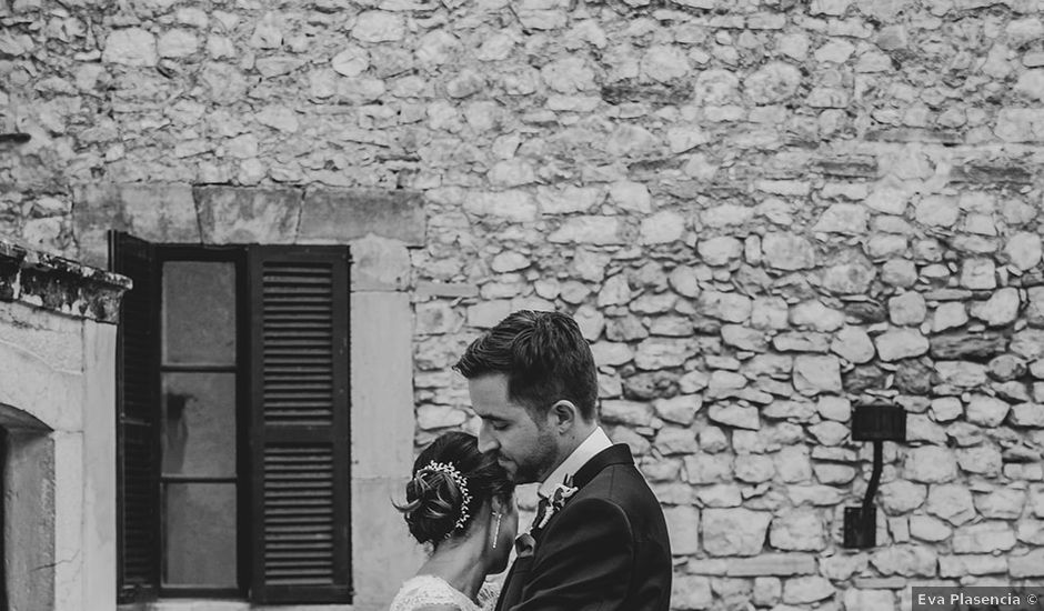 La boda de David y Lydia en Binissalem, Islas Baleares