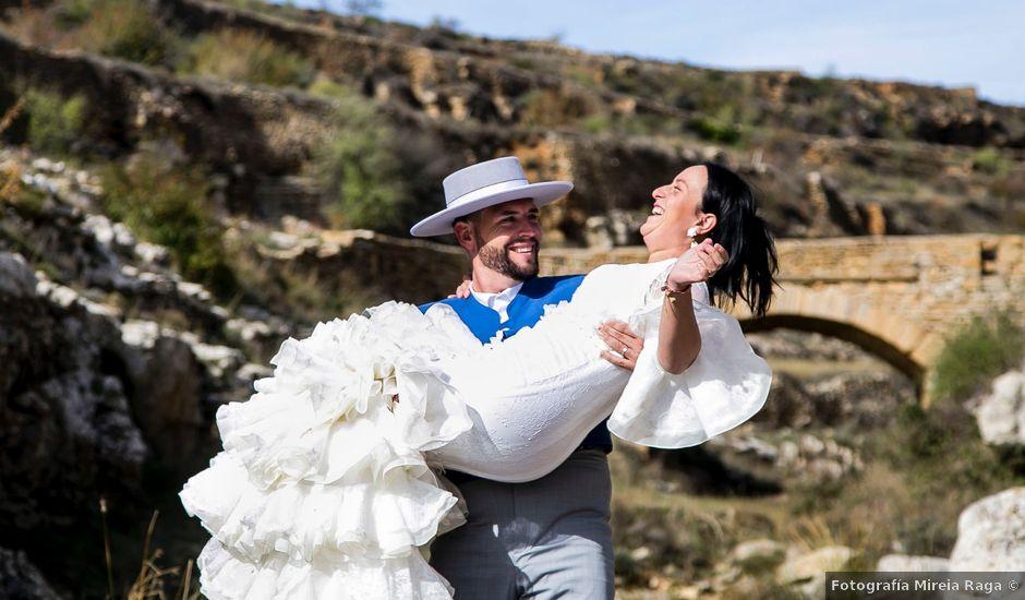 La boda de Rodrigo y Vero en Cinctorres, Castellón