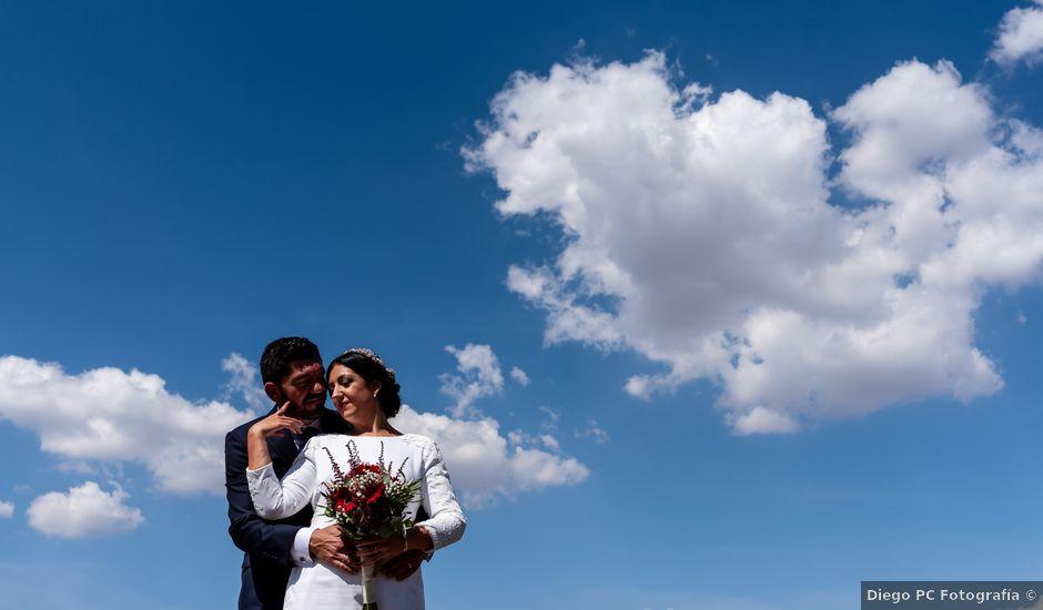 La boda de Dani y Tania en Picon, Ciudad Real