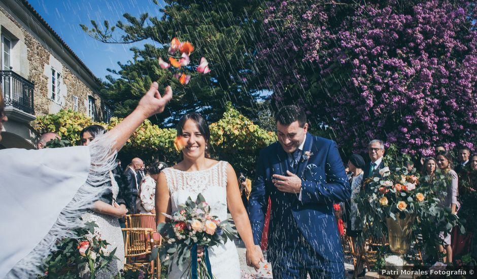 La boda de Xose y Jessica en Laracha (Laracha), A Coruña