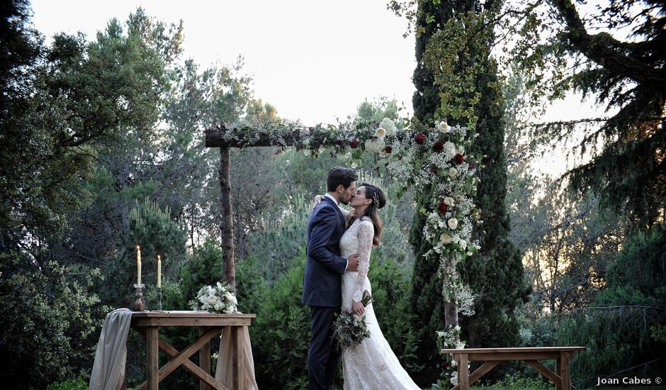 La boda de Sergi y Sara en Vilanova Del Valles, Barcelona